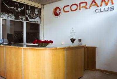 CORAM CLUB – interni palestra – foto 05