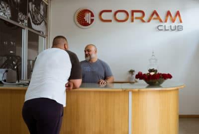 CORAM CLUB – interni palestra – foto 06